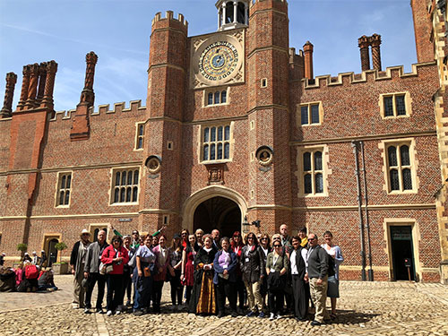 The Anne Boleyn Experience - May 2018 See what it was like!