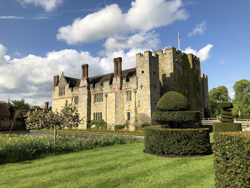 The Anne Boleyn Experience: 12-16th May 2019