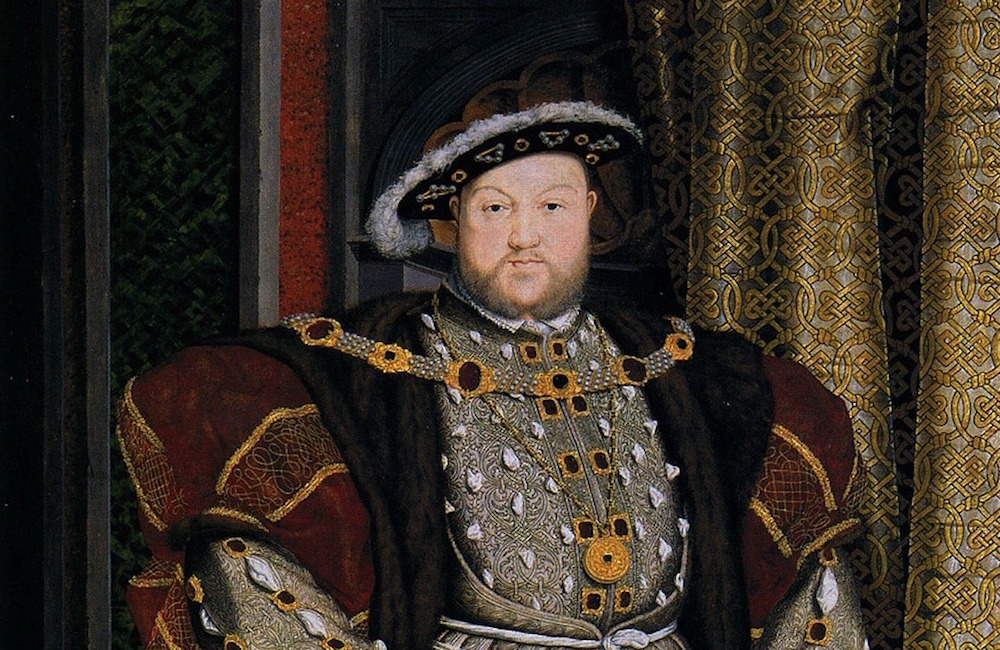 Henry VIII - An alternative view on why his personality changed after 1536