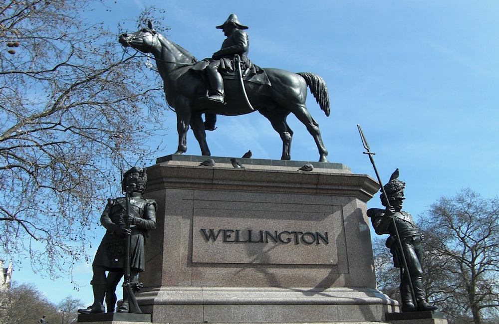 The Case for the Anti-Hero - Wellington and Napoleon