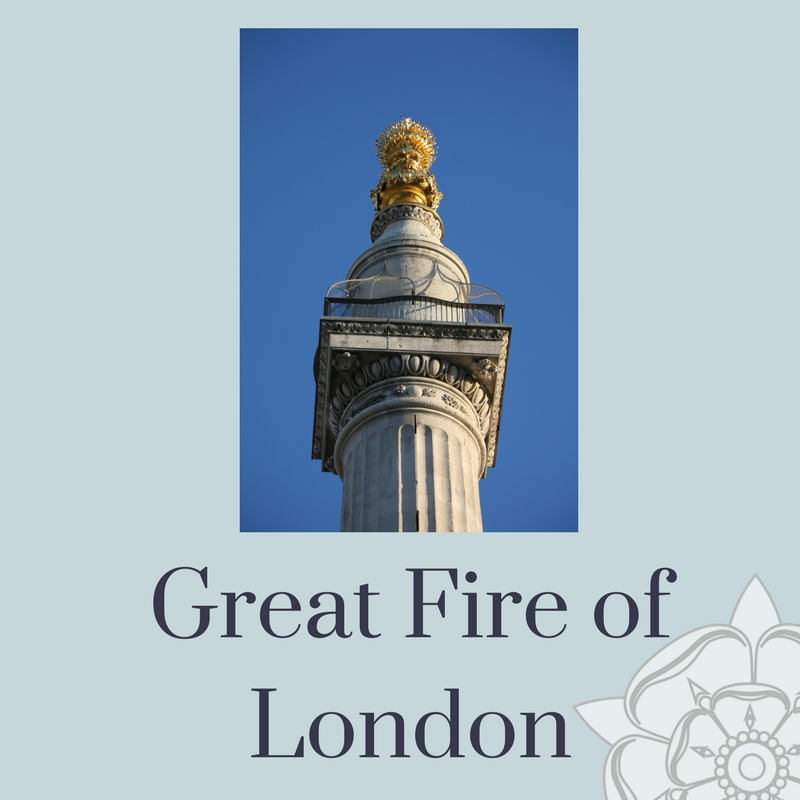 Follow in the Footsteps of the Great Fire of London