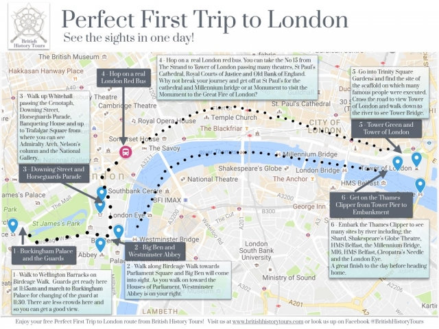 Image of Free London Day Out Guide