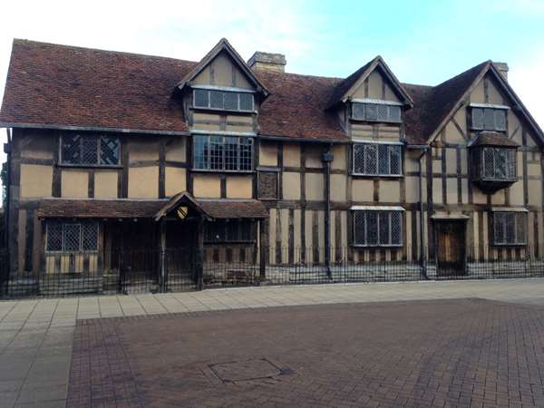 Shakespeares birthplace