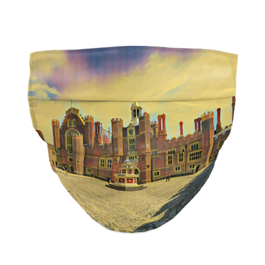 Hampton Court Palace Face Mask