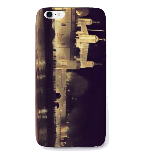 Tower Of London At Night iPhone Case