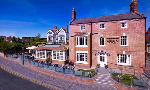 The Arden Hotel, Stratford upon Avon