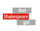 That Shakespeare Girl Logo